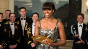ht michelle obama dm 130225 wblog Michelle Obama Names Best Picture in Surprise Oscars Appearance