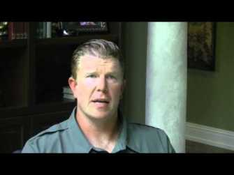 Baltimore Raven Matt Birk speaking in favor of Traditional Marriage