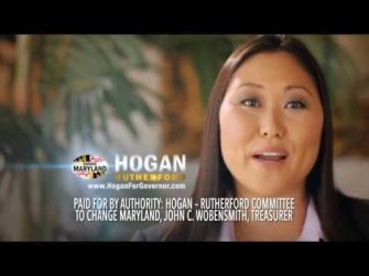 New Hogan for Governor Ads
