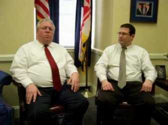 Maryland House Republicans Talk Stimulus