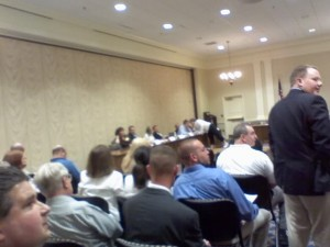 AA GOP Central Committee:  Words Can't Even Describe It