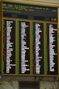 Four Republicans Vote Yes on O'Malley Budget