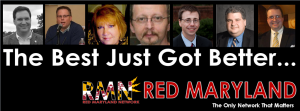 The Red Maryland Network's New Lineup