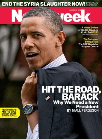 """On the Cover of Newsweek""…"