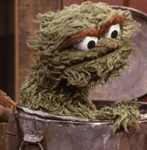 Delaney the Grouch