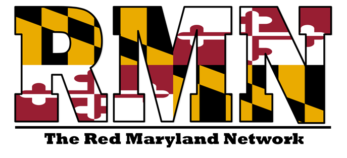 Red Maryland Logo
