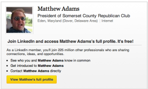 Lollar Webmaster Behind Anonymous MD Watch Smear Site