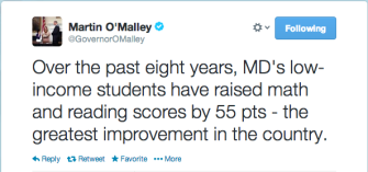 Lies, O'Malley Lies, and Statistics