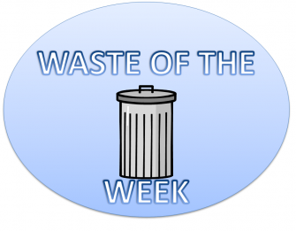 Waste of the Week: Broadneck High School Field House