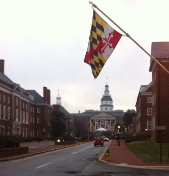 Michael Hough: Fighting the Good Fight in the Maryland Senate