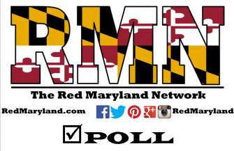 Red Maryland April Poll