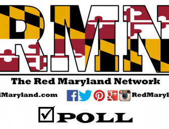 Red Maryland December Poll