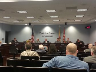 Budget Time in Frederick County