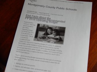 Failure in Montgomery County's Schools