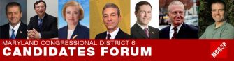 The CD6 Debate is TONIGHT
