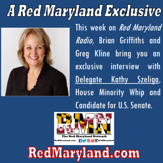 Red Maryland Radio #245: December 17, 2015