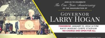 Join Red Maryland at tonight's event for Governor Hogan