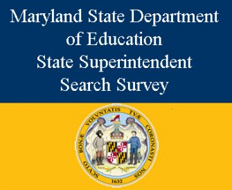 Your Chance to Make Maryland's Public Schools  Better