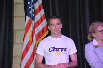 Chrys Kefalas Outsources Fundraising to Out of State Residents