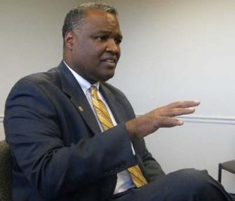 Who will succeed Rushern Baker as PG County Executive?
