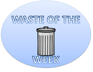 Waste of the Week: A Trio's Assorted Waste in Montgomery County