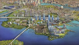 Kevin Plank Argues <I>Against</i> TIF Funding