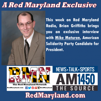 Red Maryland Radio #277: August 18, 2016 and August Poll Results