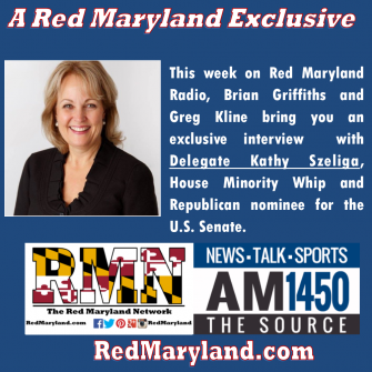 Red Maryland Radio #276: August 11, 2016
