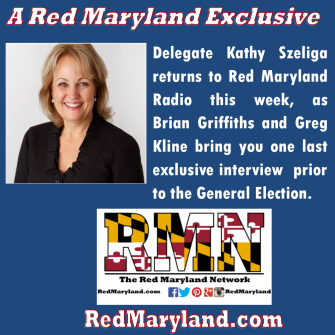 Red Maryland Radio #287: October 27, 2016