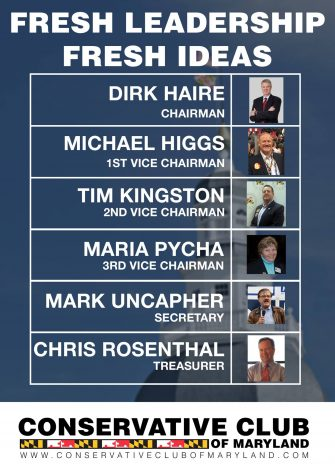 Conservative Club Releases Leadership Slate for MDGOP Elections