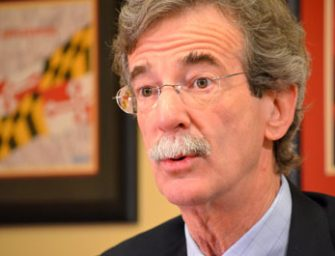 Brian Frosh Using Gmail for State Business Related to Michael Bloomberg Scheme
