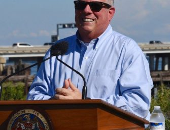 Governor Hogan leads Fundraising Race