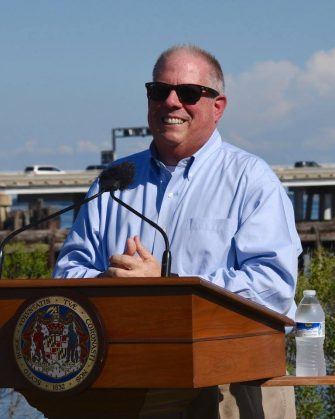Larry Hogan: The Only Person Willing to Work