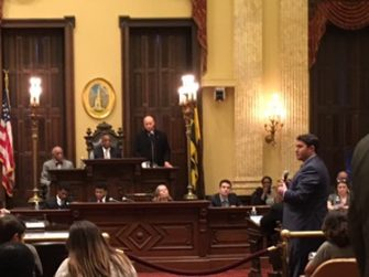 Baltimore City Term Limits…Yes, Really