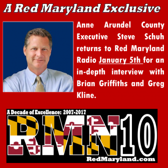 Red Maryland Radio #297: January 5, 2017