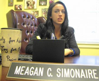 Meagan Simonaire: Voters are Racist and Sexist