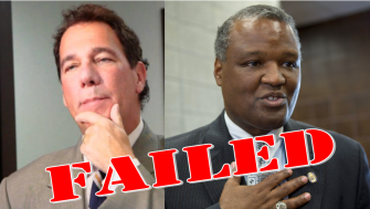 Kamenetz, Baker Fail Leadership Test