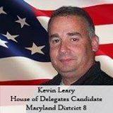 Candidate Survey: Kevin Leary for Delegate, District 8