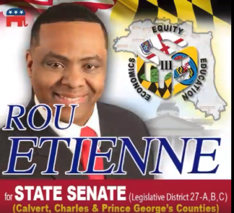 Candidate Survey: Roussan Etienne, Jr. for State Senate, District 27