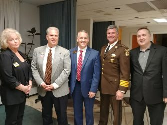 Anne Arundel County Republican Sheriff Candidates Forum