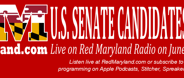 Red Maryland Radio #366: June 21, 2018