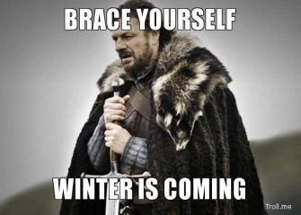 For Democrats, Winter is Coming