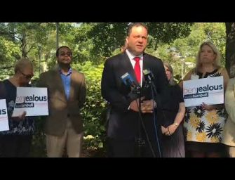 Clueless Ben Jealous Doesn't Know the Name of Our State Courts