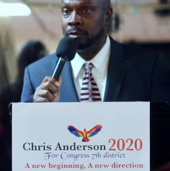 Red Maryland Candidate Survey: Christopher Anderson for Congress, District 7
