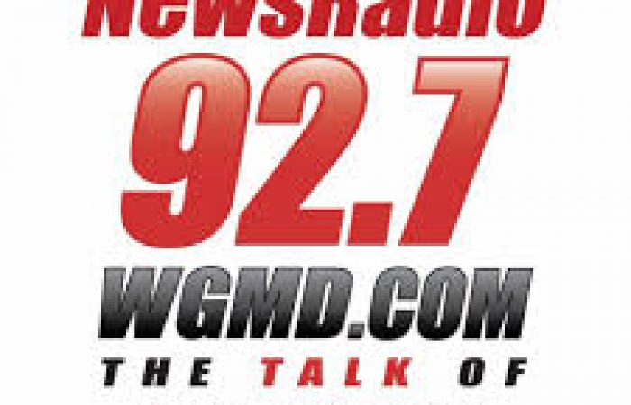 Red Maryland Segment on WGMD with Mike Bradley 1-23-2020