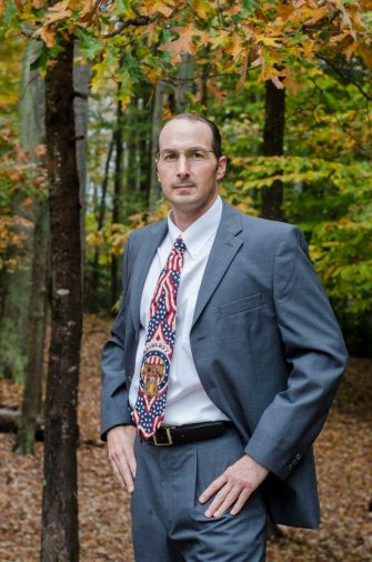 Red Maryland Candidate Survey: Doug Sayers for Congress, District 5