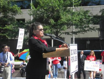 Red Maryland Candidate Survey: Shannon Wright for Mayor of Baltimore