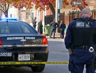 Baltimore's Gun Crime Failures Tracked in Maryland Public Policy Institute Study
