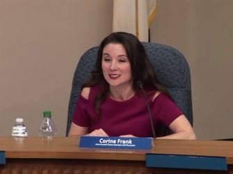 Red Maryland Candidate Survey: Corine Frank for Anne Arundel County Board of Education, District 3