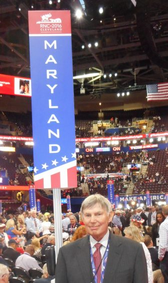 Red Maryland Candidate Survey: Chris Yates for Republican National Convention Delegate, District 3